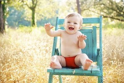 赤ちゃん お散歩のメリット