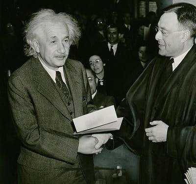 ユダヤ人 アインシュタイン