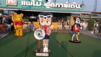 タイ ホアヒン おすすめナイトマーケット パエマイマーケット