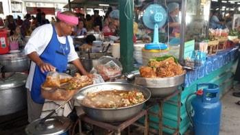 タイ ホアヒン おすすめナイトマーケット