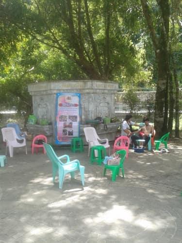 タイ ラノーンにある無料ホットスプリング おすすめマッサージ店