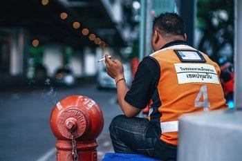 タイ バイクタクシー
