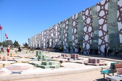 モロッコ フェズ空港