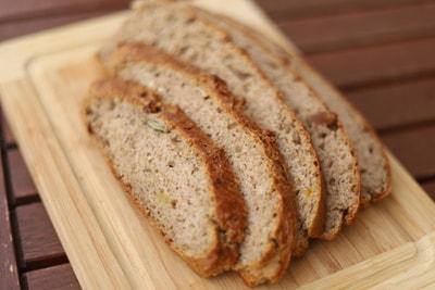 ドイツの全粒粉パン