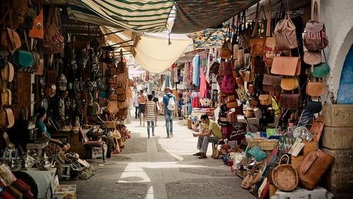 モロッコ フェズ 観光