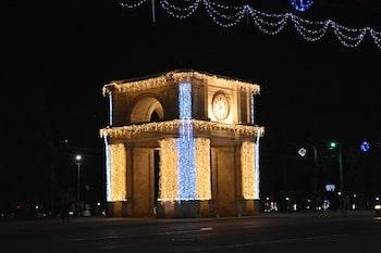 モルドバの凱旋門