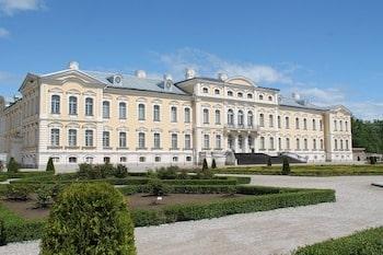ラトビア リガ ルンダーレ宮殿