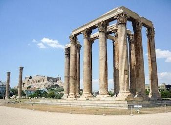 ゼウス神殿 ギリシャ アテネ
