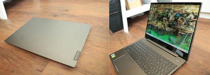 Lenovo Ideapad s540 外観