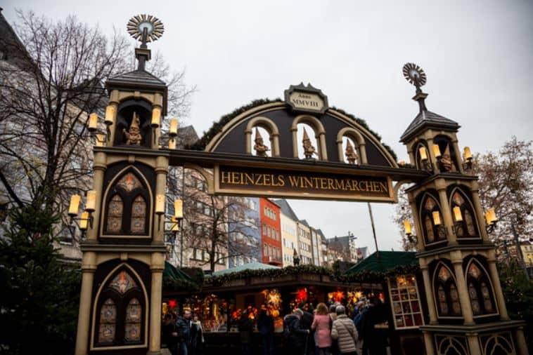コローン クリスマスマーケット