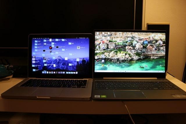 macとwindows 比較