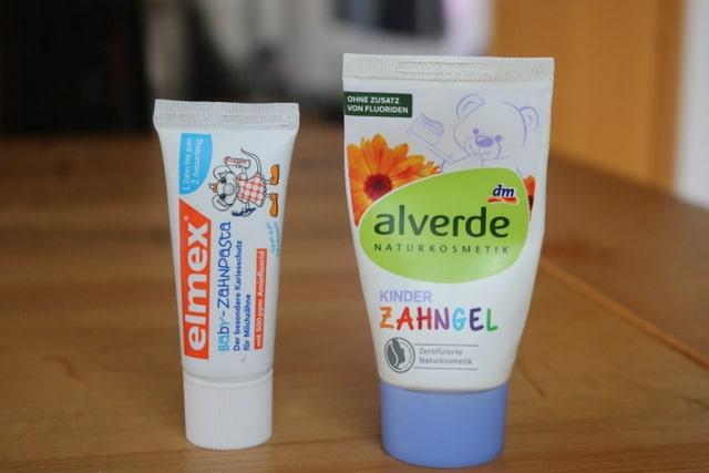 ドイツ ベビー用品 ビオ 歯磨き粉