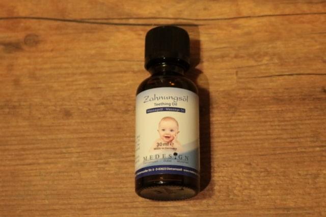 ドイツ 赤ちゃん 歯ぐずりのオーガニックの薬