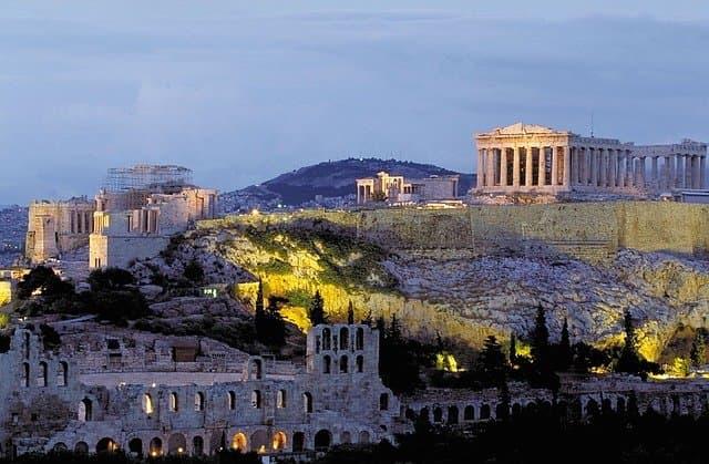 冬のヨーロッパ旅行 おすすめ アテネ