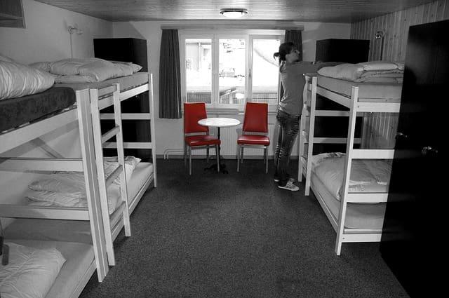 冬のヨーロッパ旅行 持ち物 ホステルで必要なもの