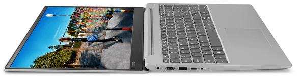 Lenovo ideapad 330sは180度開ける