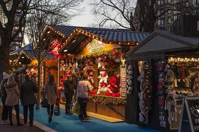 冬のヨーロッパ旅行 おすすめ ドイツのクリスマスマーケット