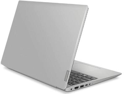 Lenovo ideapad 330sのカラーはプラチナグレー