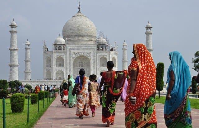 男一人旅 物価が安く旅行者や地元民と仲良くなりやすい国 インド
