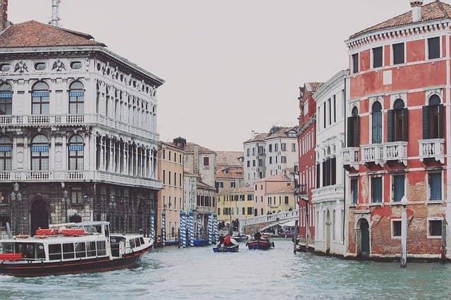 冬のヨーロッパ旅行 おすすめイタリア ベネチア