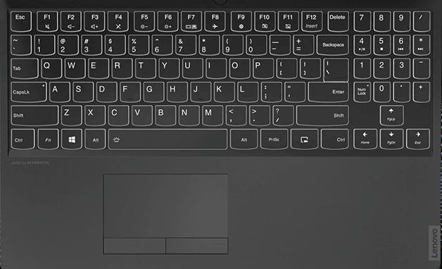 Legion Y540のキーボード