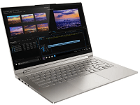 アーティストやクリエイターに人気の機種・Lenovo Yoga C940