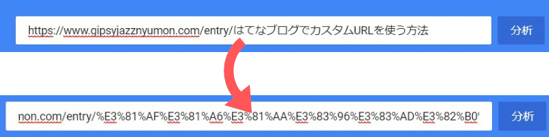 はてなブログ カスタムURLを使うメリット