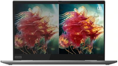 Lenovo thinkpad x1 yoga(2019)のディスプレイにはUHDがあり、HDRに対応