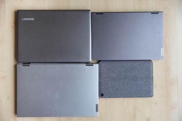筆者購入Lenovo IdeaPadシリーズ