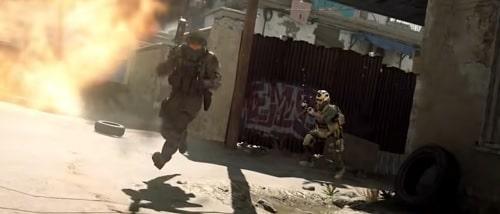 Legion Y540搭載のGPUでCall of duty modern warをプレイしたフレームレート