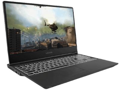 Lenovo legion y540 3Dゲームをやっているところ