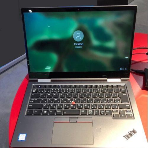 Lenovo x1 yoga(2019) 2in1 ノートパソコン レビュー 評価