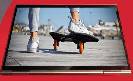 Lenovo thinkpad x1 yoga(2019)の液晶・ディスプレイ