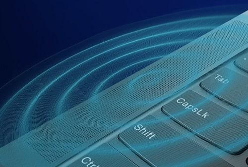 Lenovo Yoga S940のレビュー・Dolby Atmos