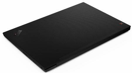 Lenovothinkpad x1 Extremeの外観