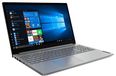 Lenovo thinkbook 15のOSはWindows 10