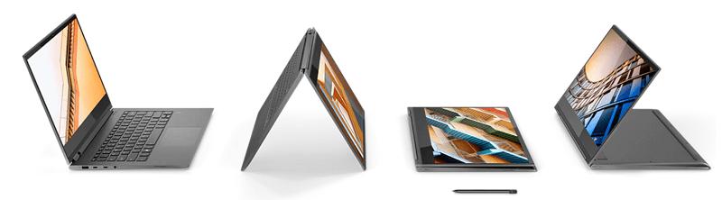 Lenovo Yoga C930のレビュー・2 in 1 PC