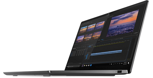 Lenovo Yoga S740のレビュー・