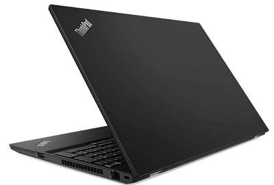 Lenovo thinkpad t590のカラー