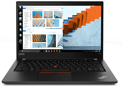 ThinkPad T490の見た目