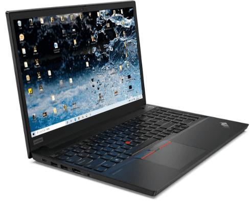 Lenovo thinkpad e15の外観