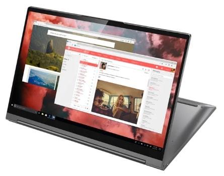 Lenovo Yoga C940のレビュー・ナローベゼル