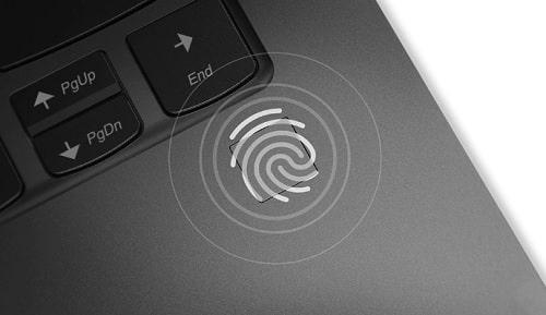 Lenovo Yoga C940のレビュー・指紋センサー付き