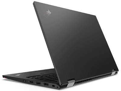 Lenovo thinkpad l13 Yogaの外観