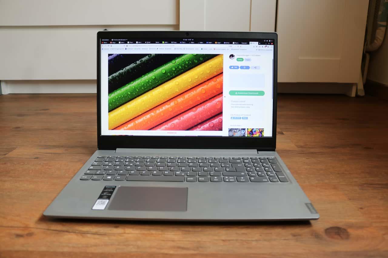 Lenovo IdeaPad s145 15のレビュー