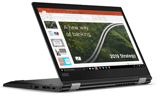 Lenovo thinkpad L13 Yoga Gen 2