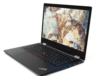 Lenovo ThinkPad L13 Yogaのレビュー