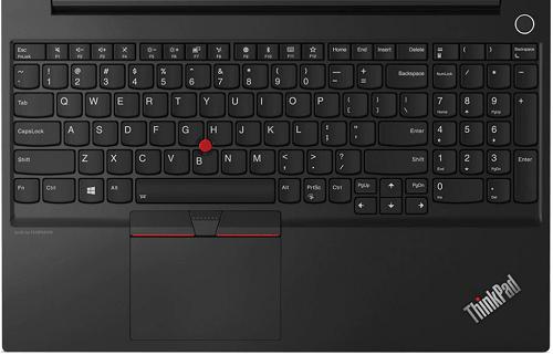 Lenovo ThinkPad E15のレビュー・トラックポイント