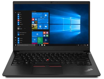 Lenovo thinkpad E14 Gen 2のレビュー