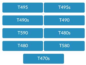 Lenovo ThinkPadシリーズの比較レビュー